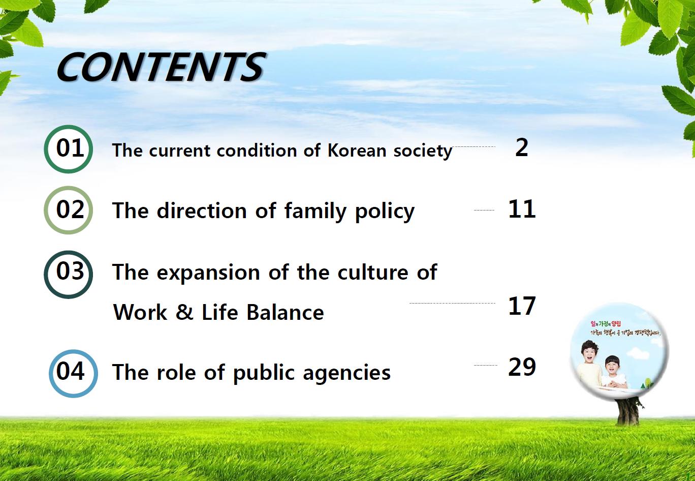 International Foundation for Home Economics Press Report Presentation